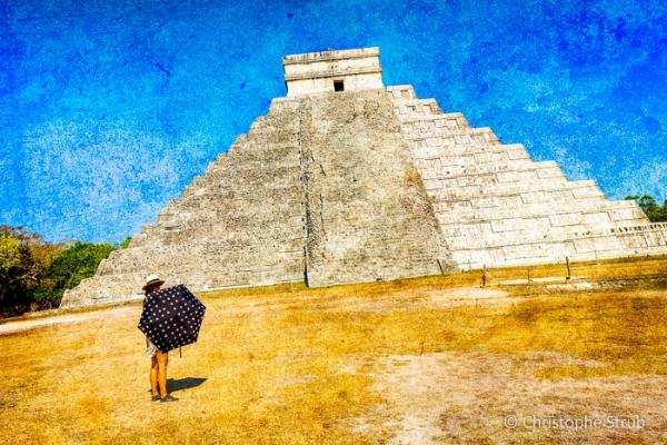 Chichen Itza Pyramide de Kukulcán-3.jpg